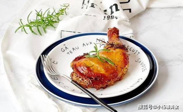 更适合一个人吃的小锅烤鸡腿,简单好做不浪费,不用担心长胖
