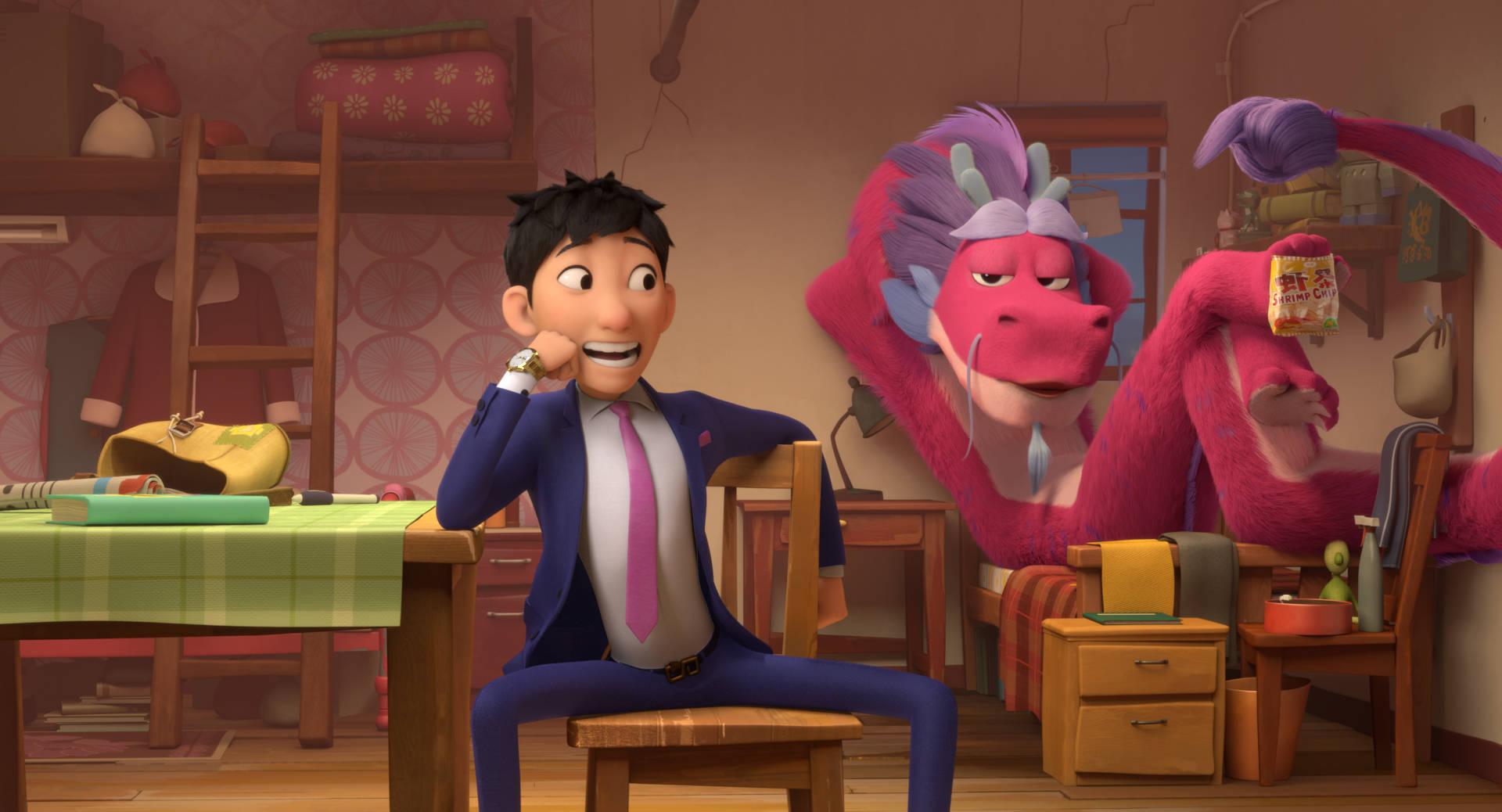 【观影招募】超级暖心又好笑的动画片《许愿神龙》免费请你带孩子一起来看!插图7