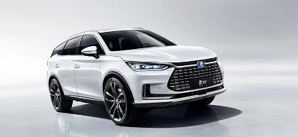 补贴卖出28.35万元后,新唐EV新车型上市
