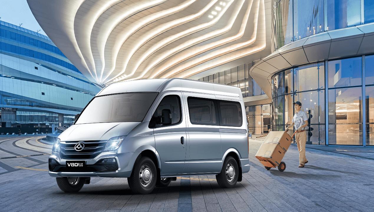 宽体轻型乘客选择其中一种。新一代Transit Pro和2021 V80 PLUS谁更强?