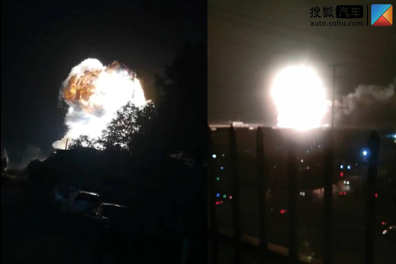 宁德时代湖南宁乡电池龙虎国际手机版采取工厂爆炸 开盘股价下