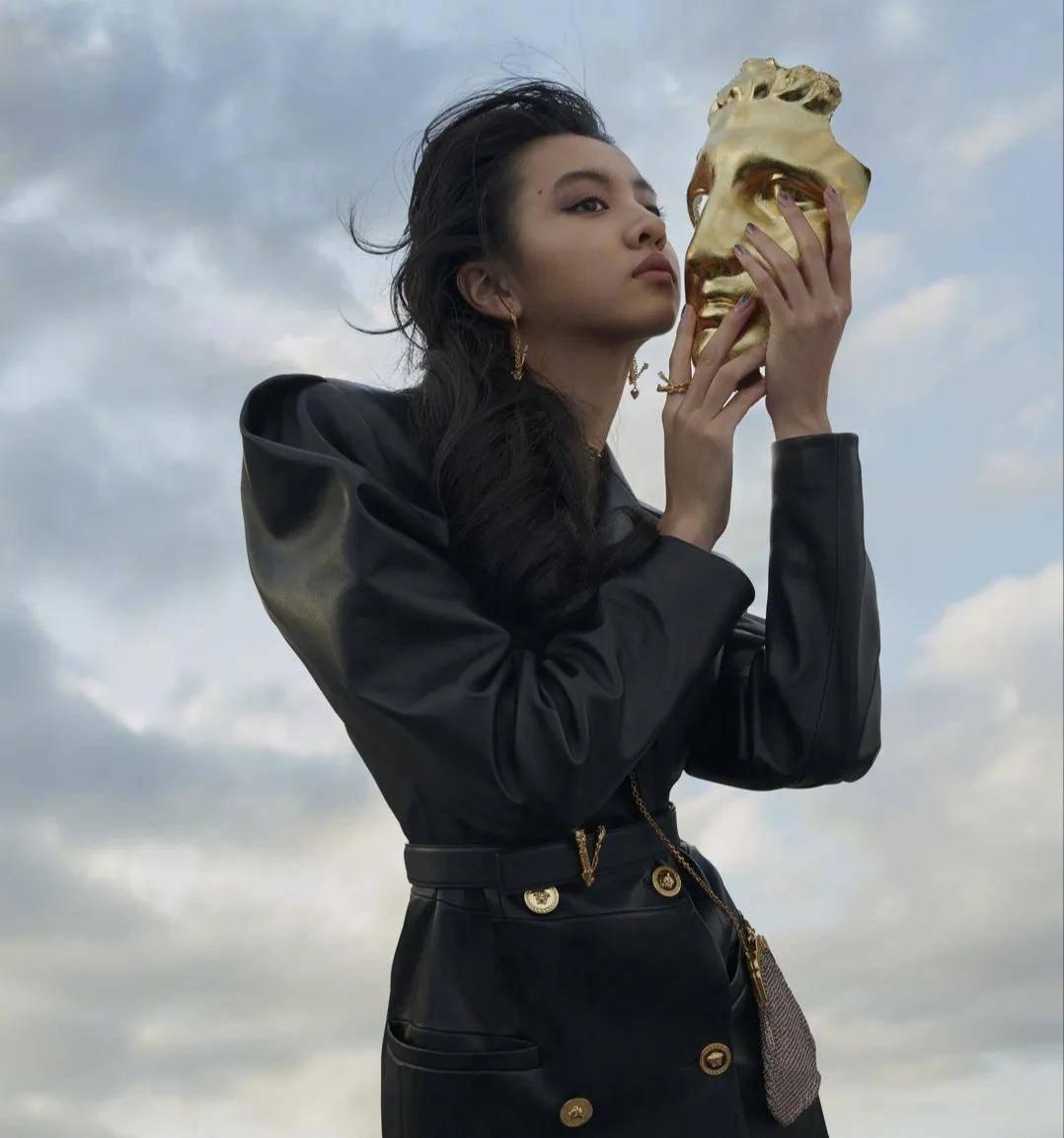 17岁木村光希:爸爸是木村拓哉,和易烊千玺拍过大片,和吴亦凡拍过MV  第11张