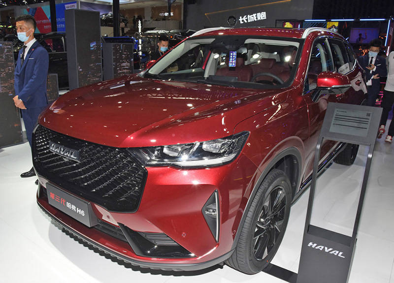 哈弗初恋领衔 哈弗旗下三款新车将于1月11日上市