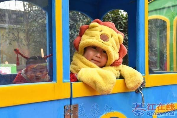 綦江新城一幼儿园开园啦~可容纳更多小朋友!  第5张