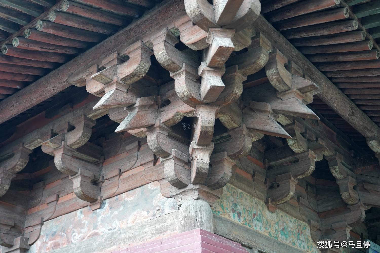 山西平遥有个冷门寺庙,比灵隐寺小众太多,还可看到1000多年的建筑  第6张
