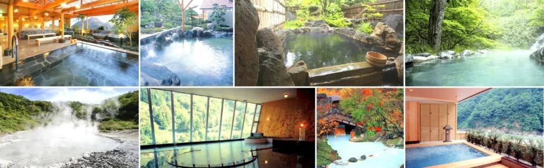 2020年日本10大温泉乡排行榜 下次计划去哪更