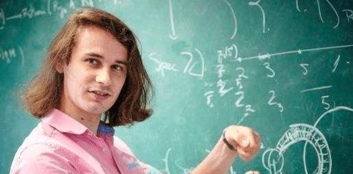 这位80后数学超级天才,他被认为将实现数学的大一统