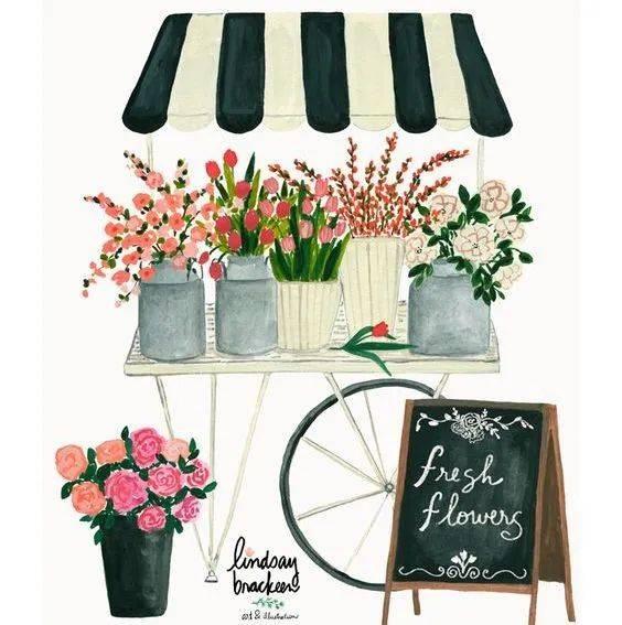 2021年开一家花店要多少钱?