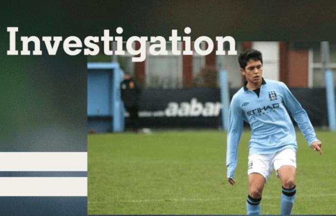 原创             曝曼城被指控诱使球员加盟 并为其父亲虚构职位