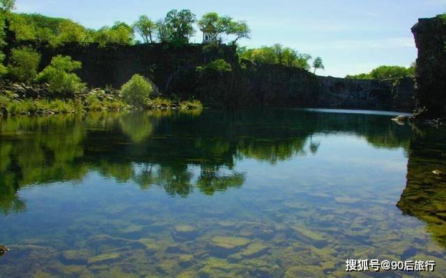 东北有一景区:占地1726平方公里,由3部分组成,景色可比千岛湖