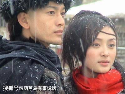 黄晓明情史:暗恋赵薇,钟爱秦岚,独宠李菲儿,为何最终娶杨颖  第9张