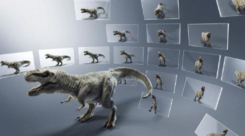 【索尼展现空间现实显示技术,可实现裸眼3D】