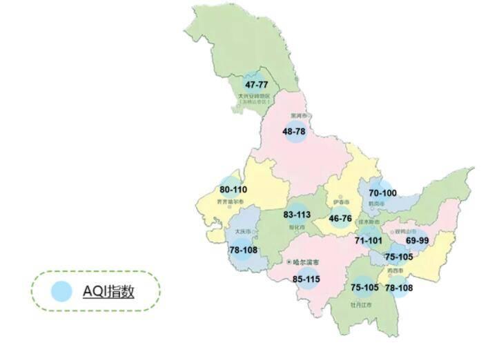 16日到18日,全省大部分地区空气优良