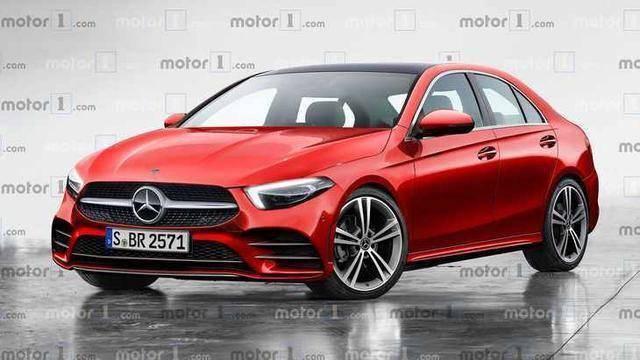 原设计采用CLS部分,新的奔驰c级将于明年亮相。网友:比3系帅