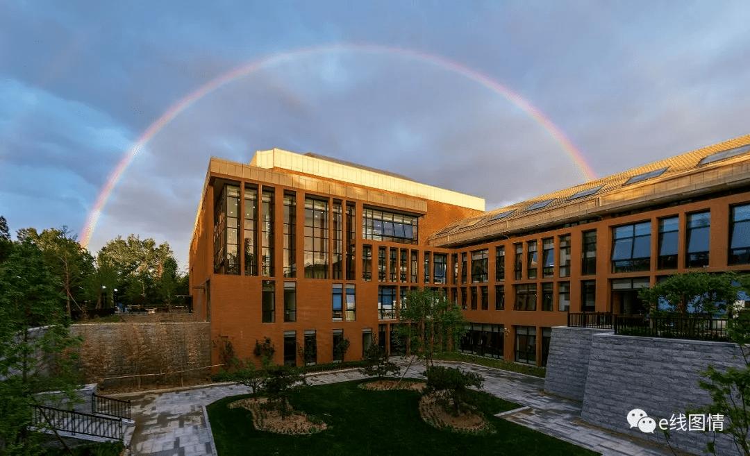 盘点最美高校图书馆,来一场心灵的洗涤!找到你的目标院校!