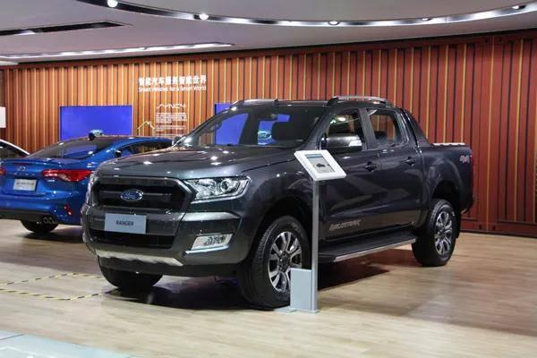 与大众Amarok共享平台新一代福特Ranger将于明年亮相|卡车之友网络