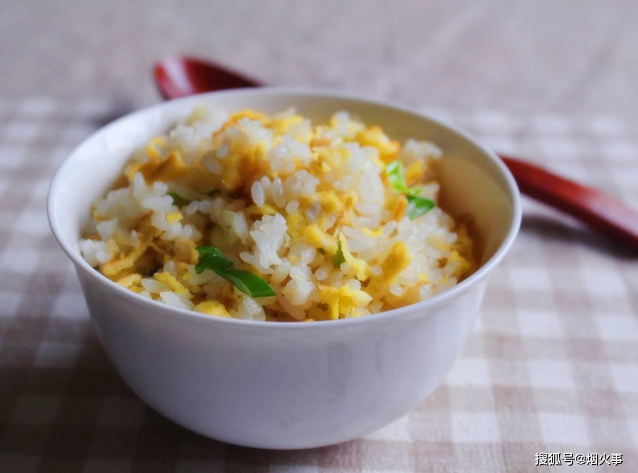 推荐3种炒饭的做法,简单易上手,好吃又美味,你最喜欢哪一种?
