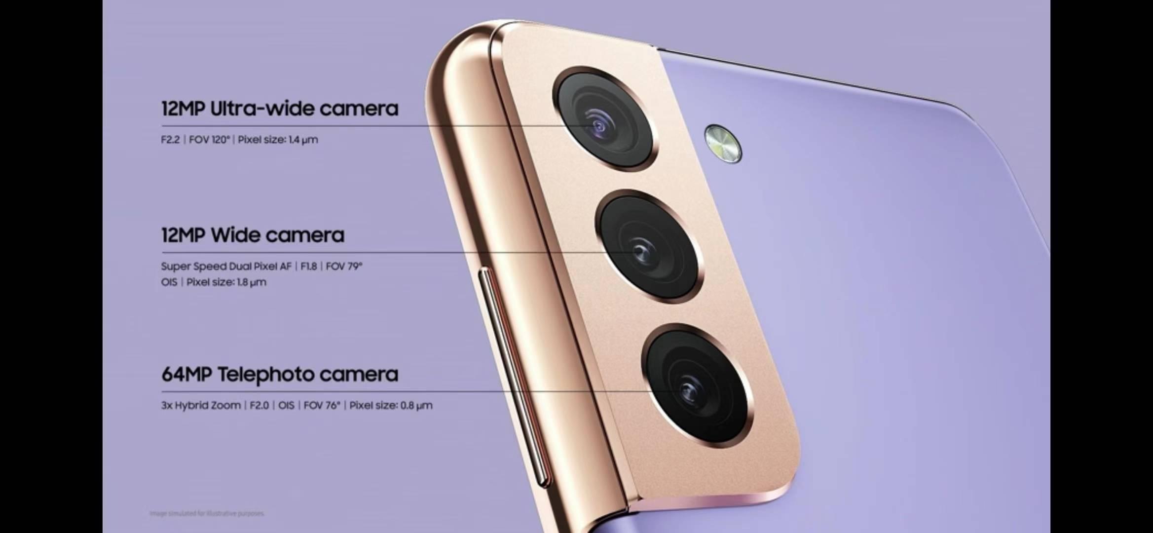 三星Galaxy S21系列正式发布:强化手机影像,海外定价799美元起