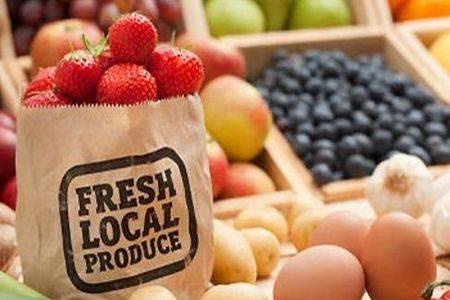 社区的自动果蔬售货机是蓝海市场