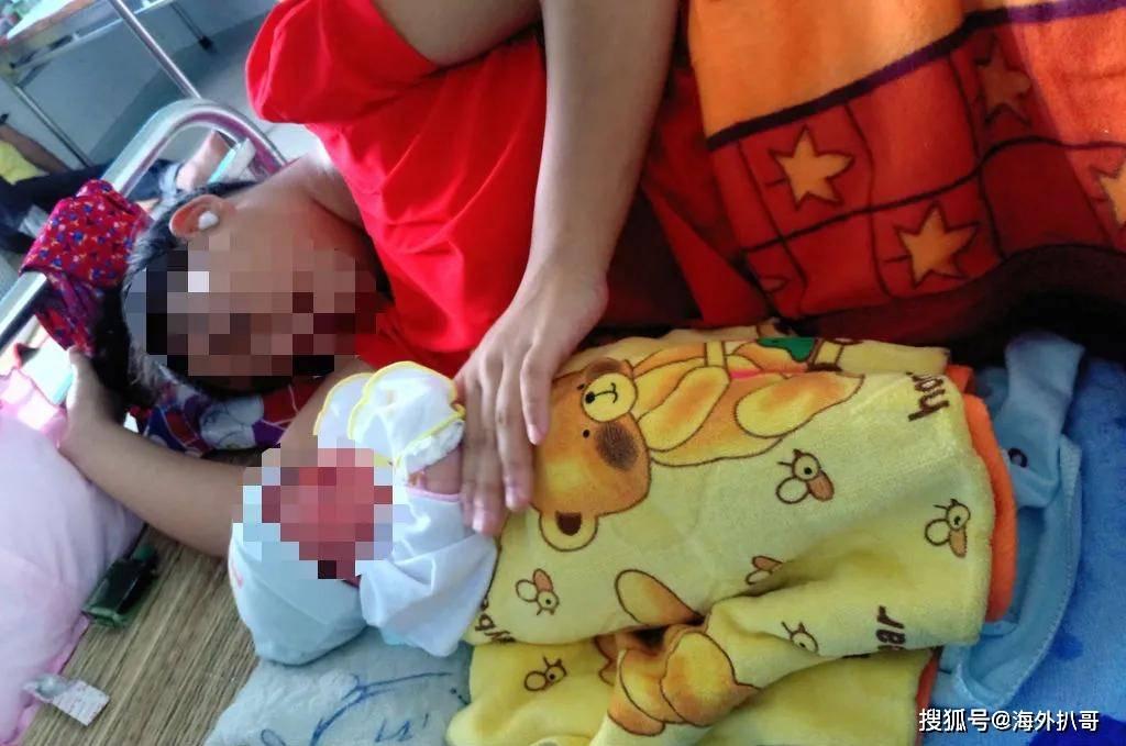 越南女生上小学就怀孕,在卫生间生下孩子,孩子父亲究竟是谁?