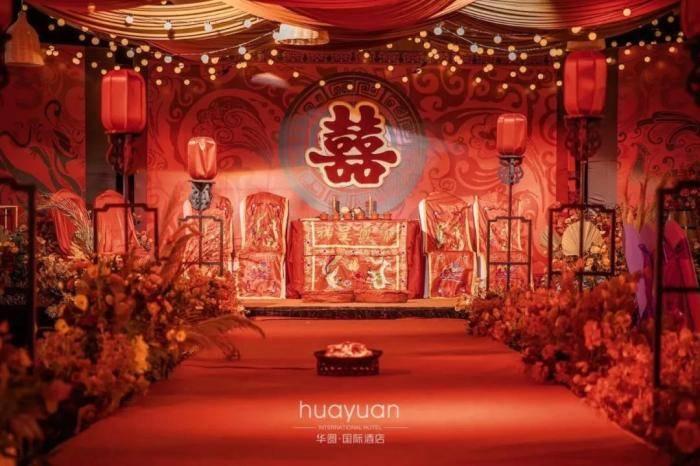 重庆婚礼如何才能举办一场帅气酷炫的中国传统婚礼?