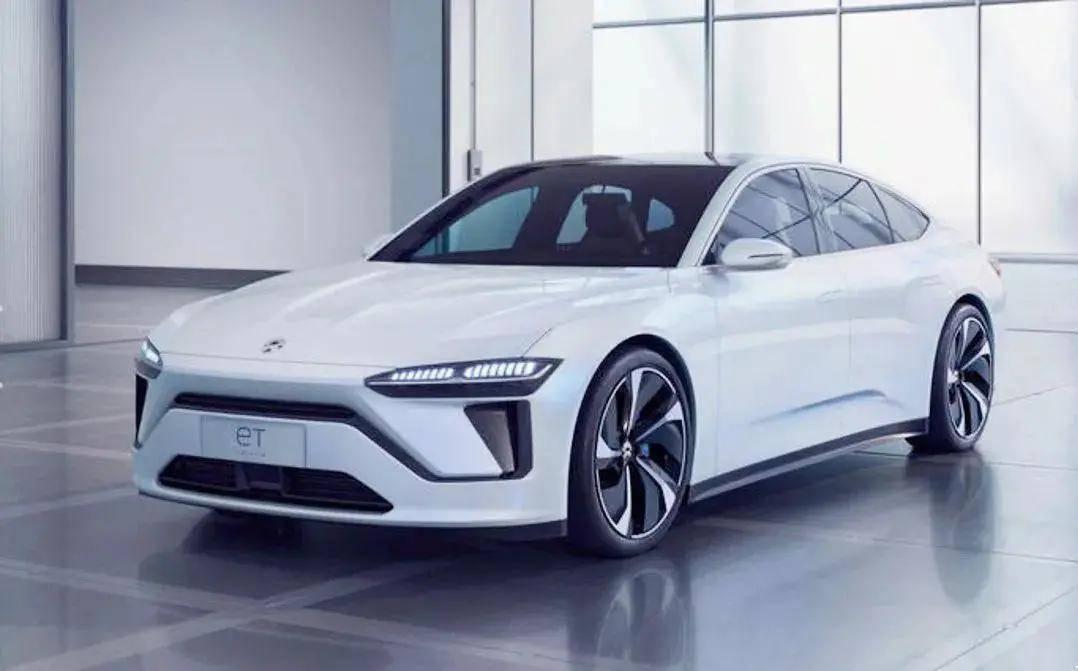 价格超过50万的国产原型车——威来ET7