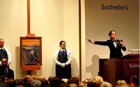 """揭开拍卖行的""""遮羞布"""":专家知假卖假,一幅假画卖出5200万天价"""