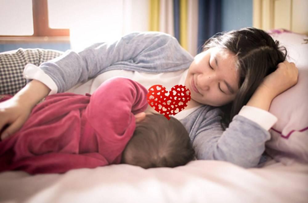 宝妈喂夜奶,再困也要避开这些错误做法,喂母乳和奶粉的都得注意
