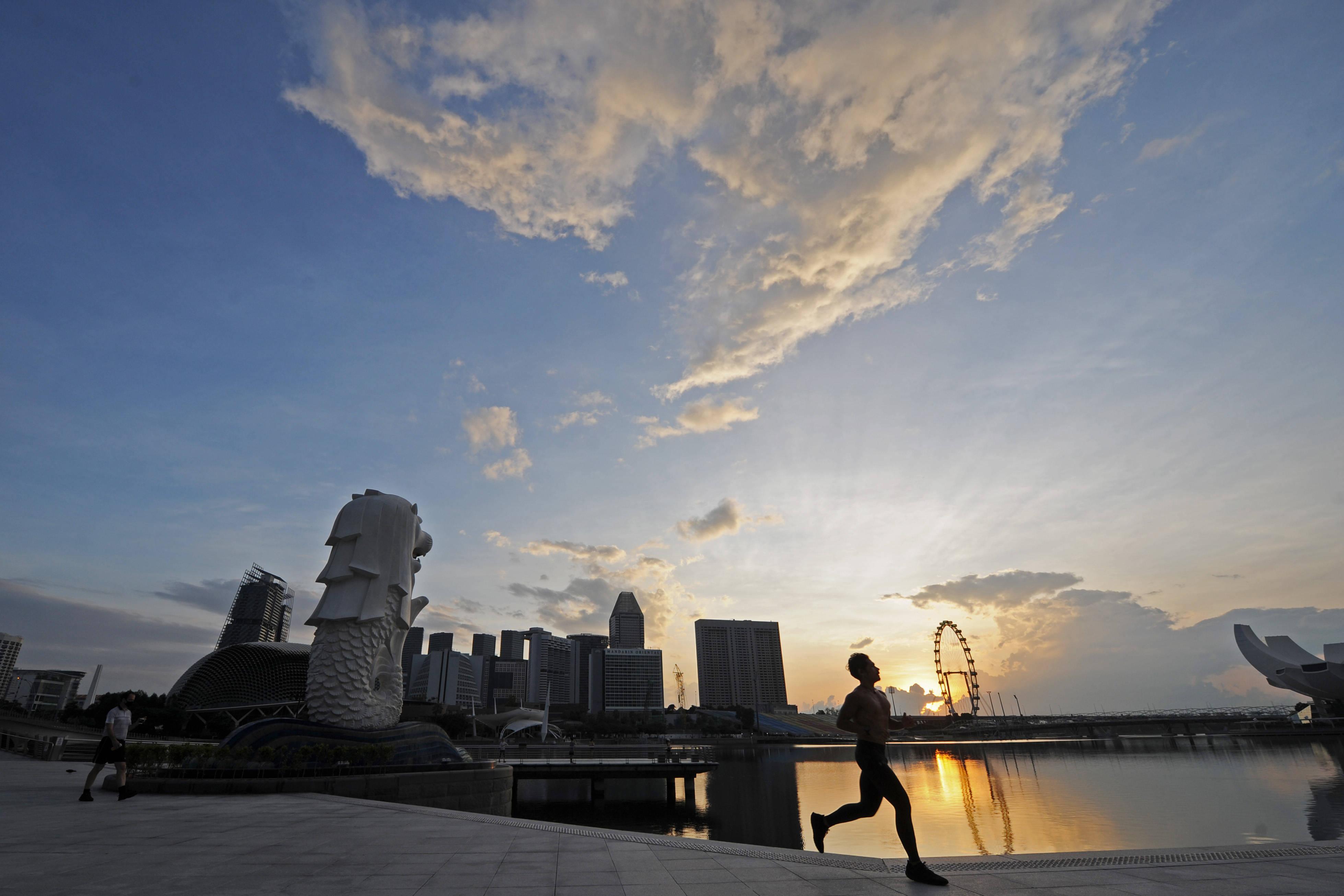 新加坡宣布6月初逐步放宽防疫管控措施