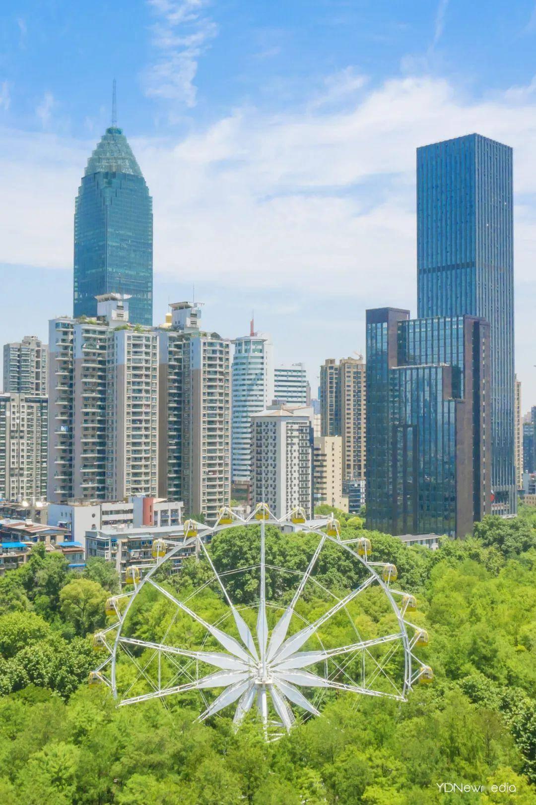 武汉中山公园现在开放了吗 武汉中山公园游玩攻略