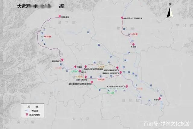 大运河文化带发展规划解析出炉,通州段将有这些大变化...
