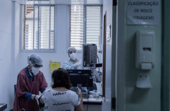 巴西单日新增确诊首超2万例 累计确诊数成全球第二