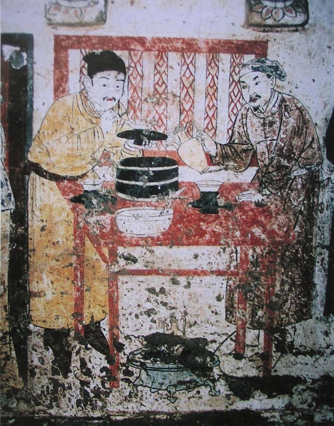 """千年辽墓壁画里隐藏的""""一国两制"""""""