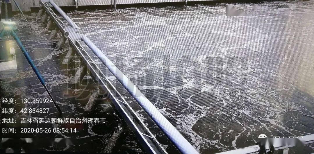 延边州生态环境局珲春市分局 严格落实正面清单制度,积极服务企业复工复产