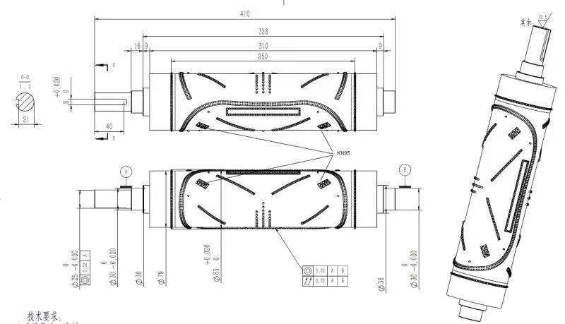 n95齿模图纸