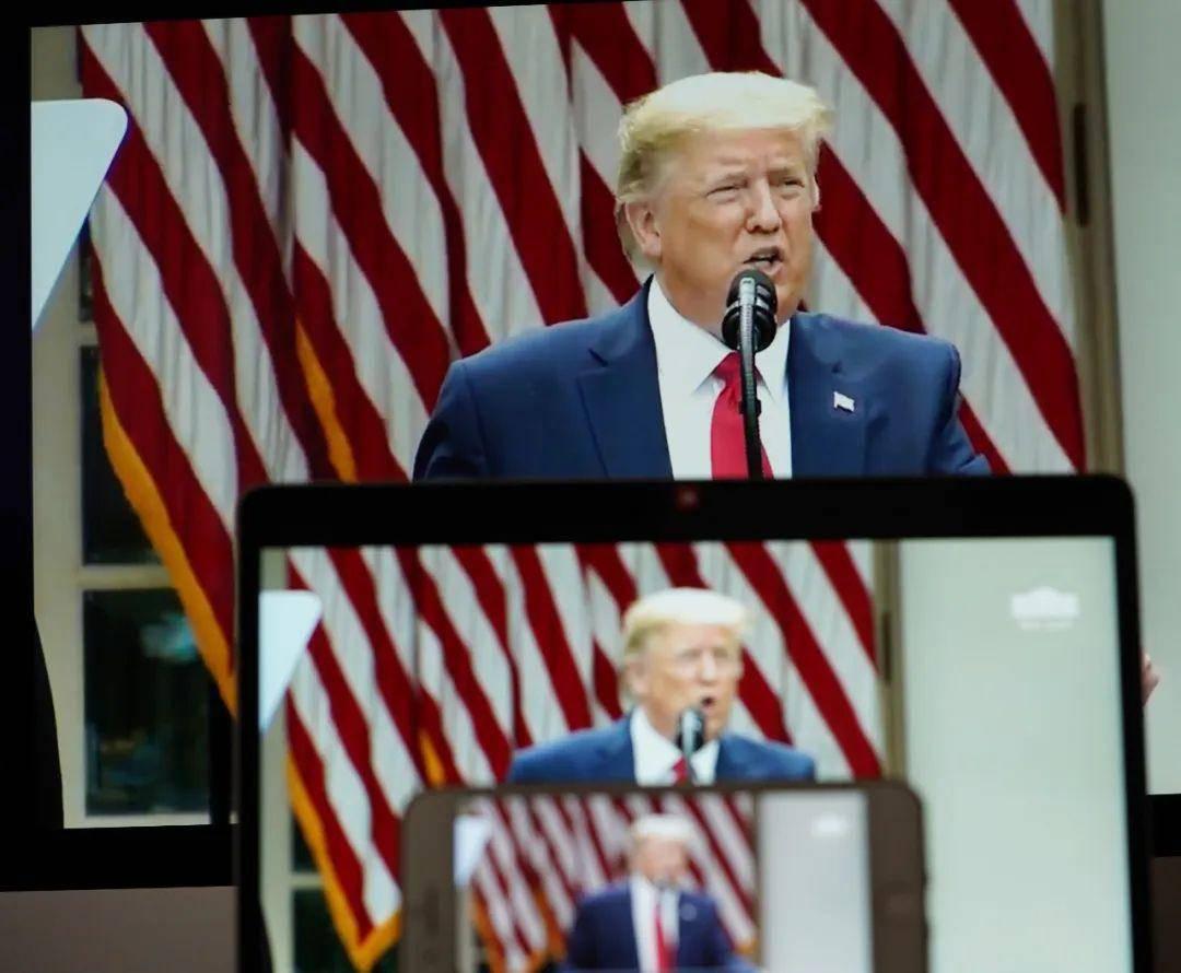 特朗普宣布美国将终止与世卫组织的关系
