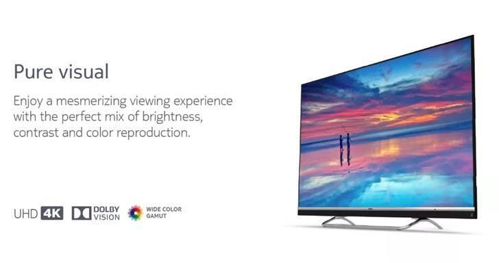 諾基亞將推出全新智能電視︰4K UHD/43 英寸,約 3000 元