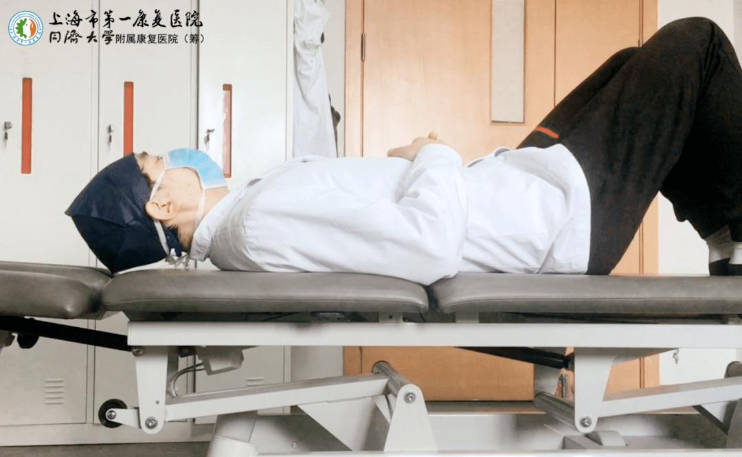 【康复园地】居家康复小课堂——颈深屈肌耐力练习(进阶版)