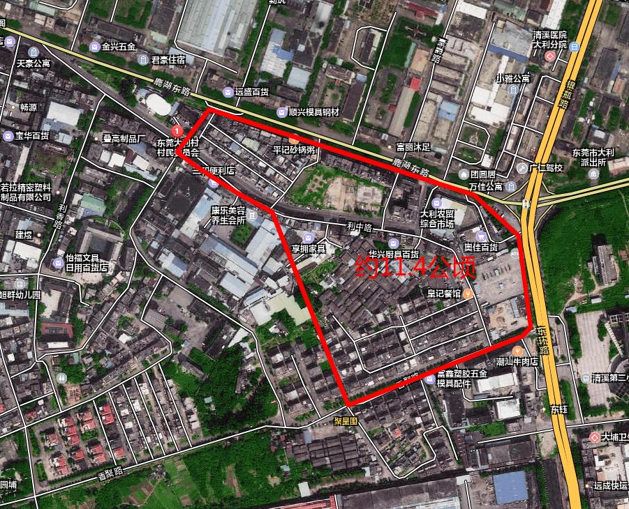2.土地规划情况:项目范围为改造更新储备区,主要为城镇建设用地和村镇建设用地,具体以政府公布规划为准