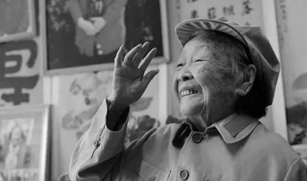 """107岁""""九趾女红军""""王定国去世,她"""