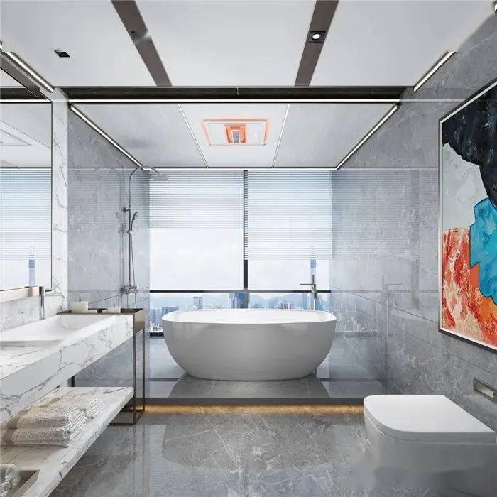OPE体育官网:奥华 1号浴室暖和空调真的没有希望吗? 浴室地漏反味如何解决
