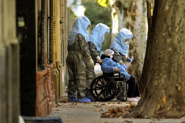阿根廷首都一家养老院发生新冠肺炎聚集性感染