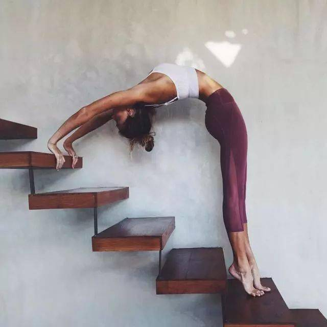 收腹瘦腰其实很简单,每天练瑜伽5分钟! 减肥窍门 第4张