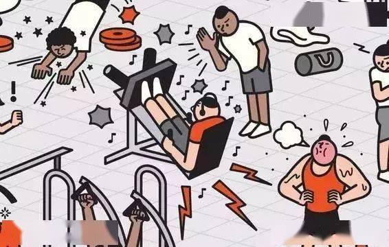 女生占器械被男生暴打,引网友争议!! 锻炼方法 第23张
