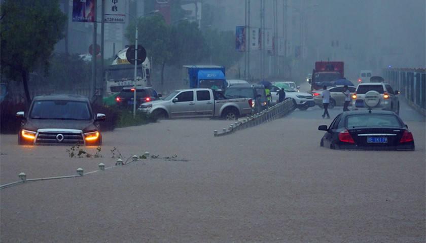 中央气象台升级发布黄色预警,7省份有暴雨或特大暴雨