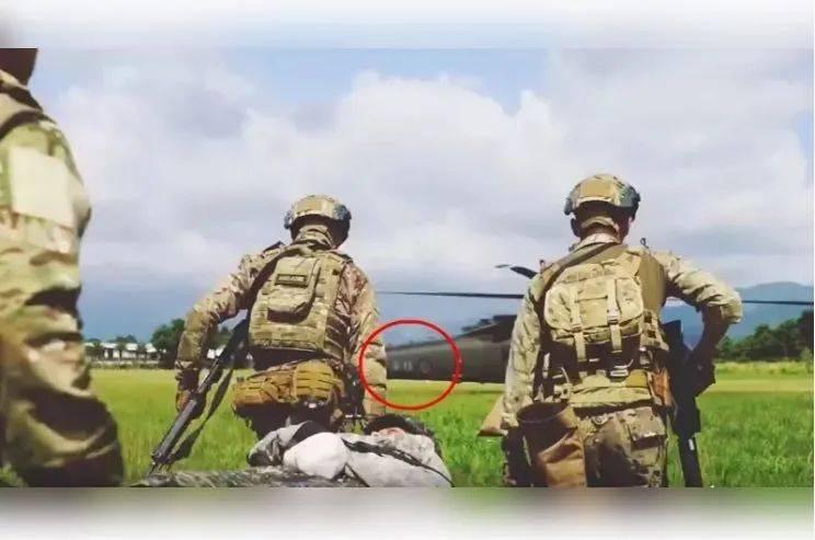 """台军""""极为罕见""""证实美国特种兵在台训练,岛内学者:台湾被绑的更紧了"""