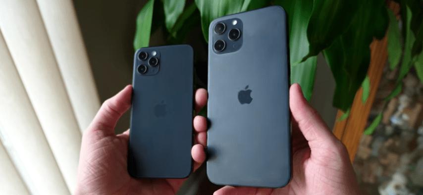 早报丨 iPhone 12 机模曝光,或有一款回归小尺寸 / 微信公众号支持「三连」/ 苹果设计大奖公布