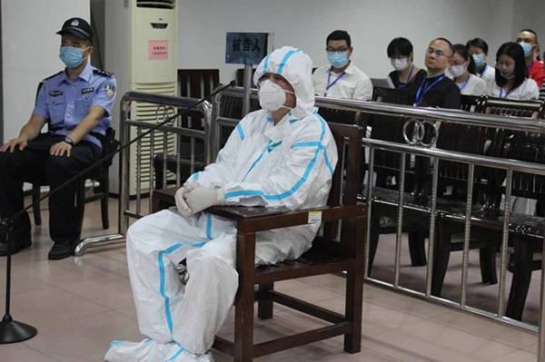 湖南省发改委原党组成员欧阳旭受审:为罪犯打