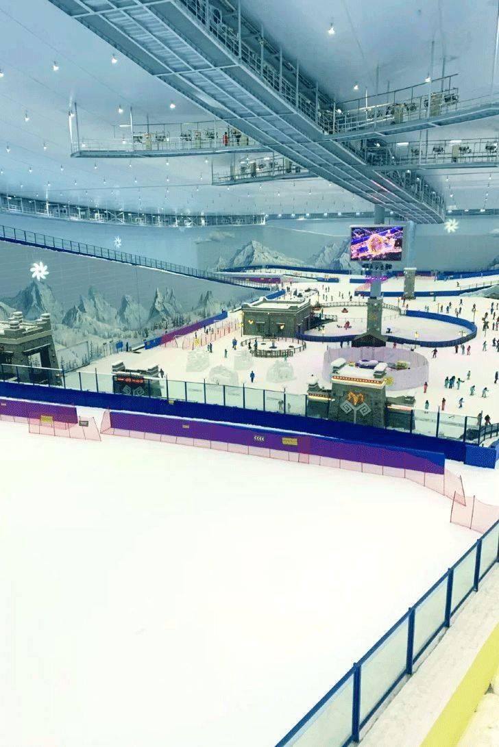 全球最大室内滑雪场来了!还有7个打卡新据点!