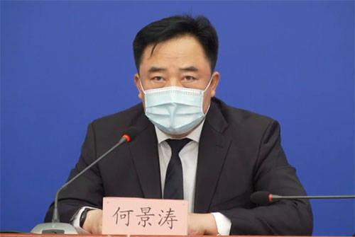 北京大兴:汽车流动医疗队进入封闭社区提供医疗服务